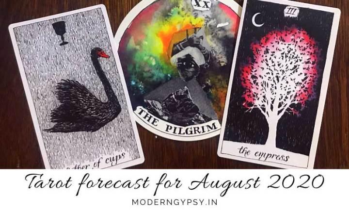 Energy forecast for August 2020