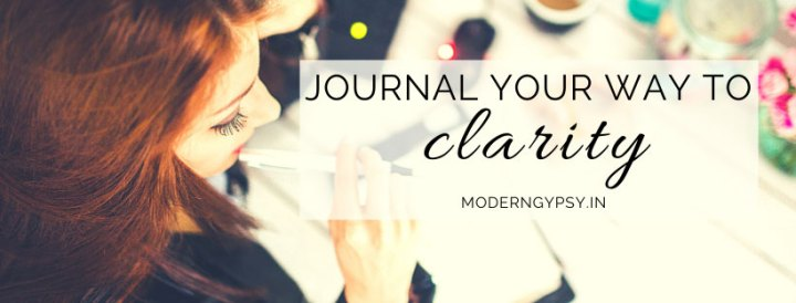 journaling for self awareness