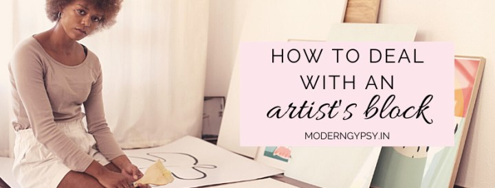 What is an artist block and how to overcome artists block