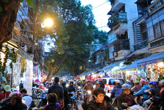 Vietnam Verkehr