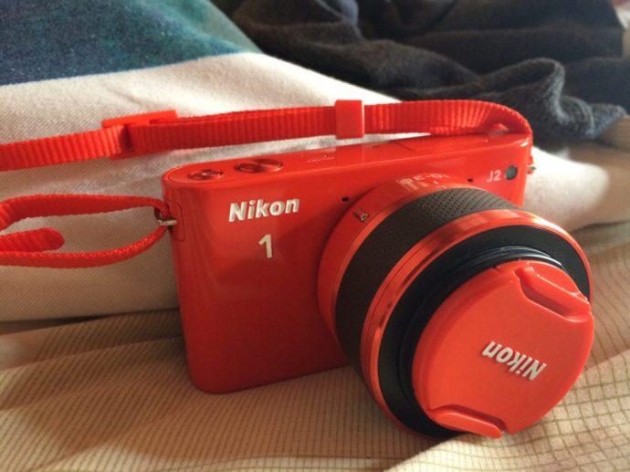 Nikon 1 Reisen