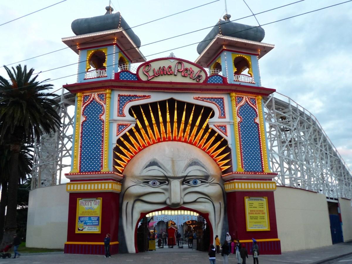 Luna Park St. Kilda