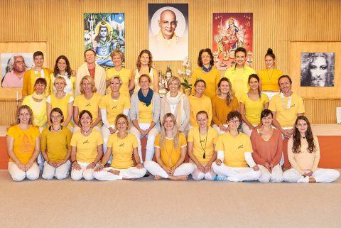 Yoga Vidya Yogalehrer Ausbildung
