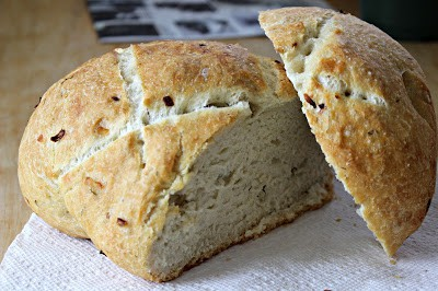 Sweet Onion and Dill Bread
