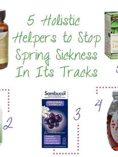 Spring Sickness