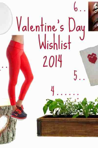 Valentines Day Wishlist