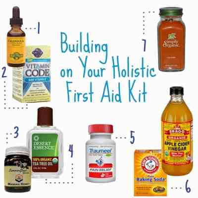 Building on Your Holistic First Aid Kit
