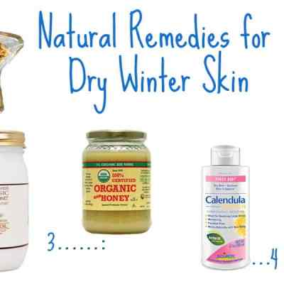 Natural Remedies for Dry Winter Skin