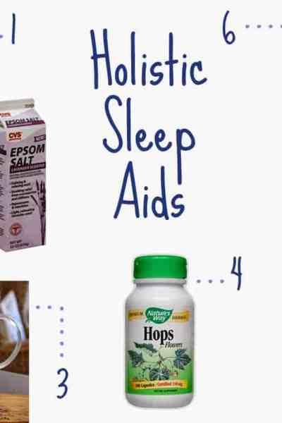 Holistic Sleep Aids