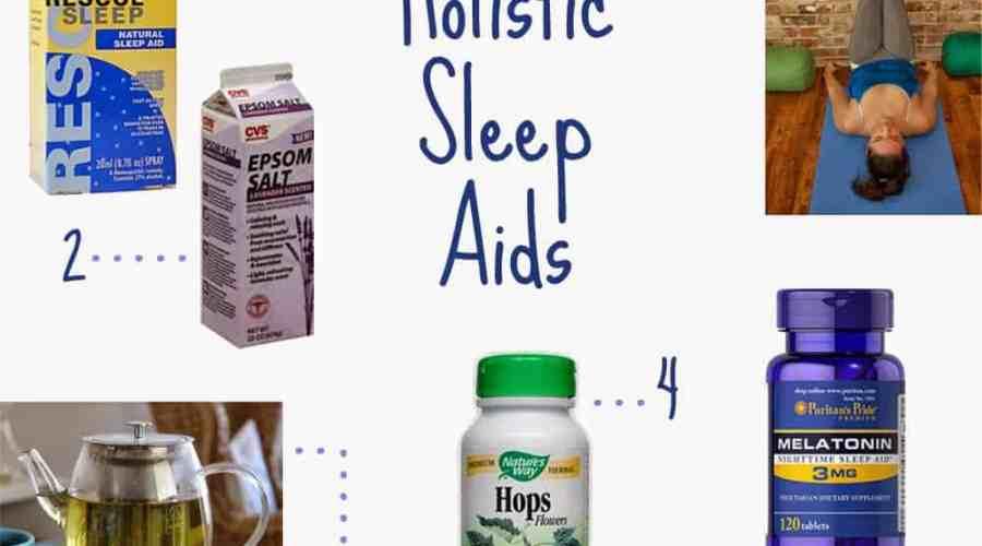Holistic Sleep Remedies