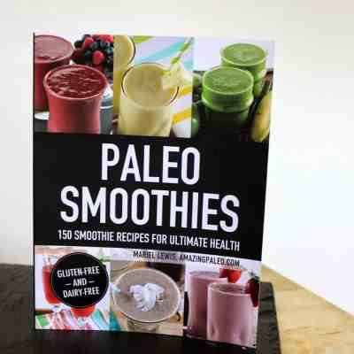 Cookbook Love: Paleo Smoothies