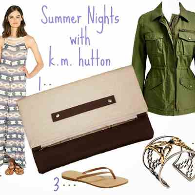 Summer Nights with K.M. Hutton
