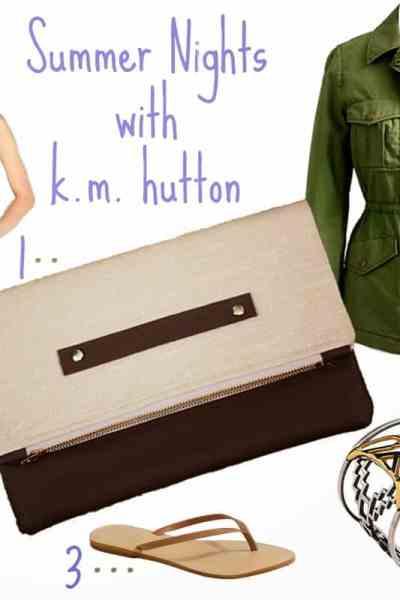 K.M. Hutton Bag