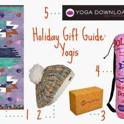 Holiday Gift Guide: Yogis