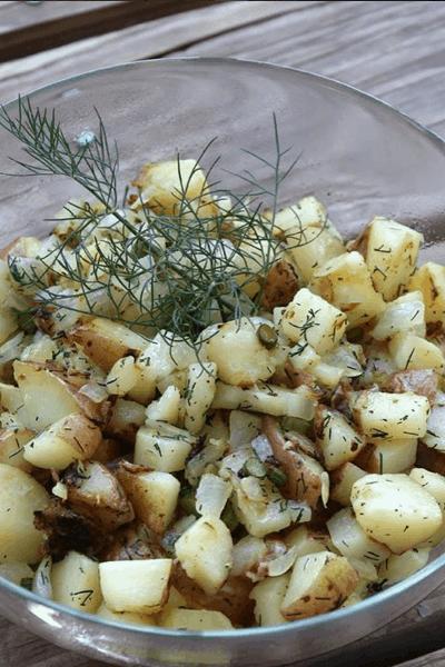 Garden Fresh Breakfast Potatoes