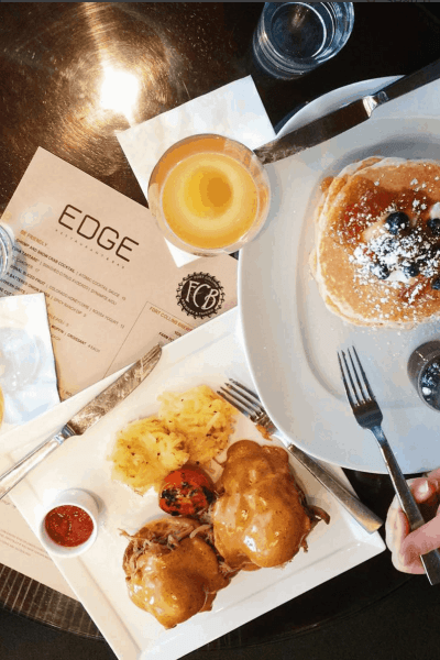 Brunch at Edge Denver