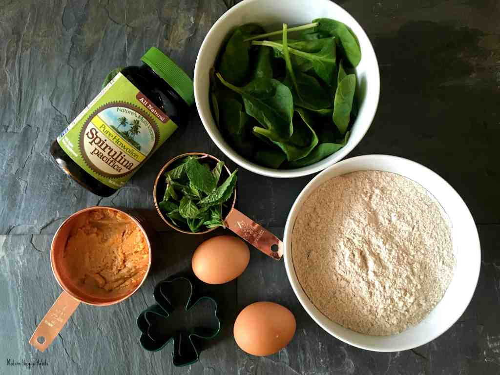 St Patricks Day Dog Treat Recipe Ingredients