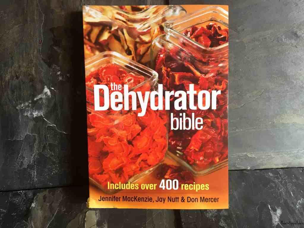 Dehydrator Bible Book