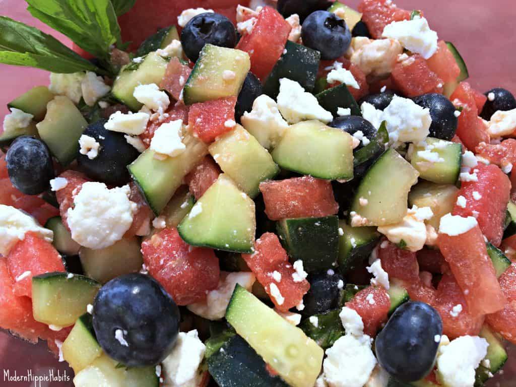 Refreshing Summer Salad Recipe