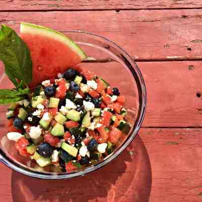 Hydrating Summer Salad Recipe