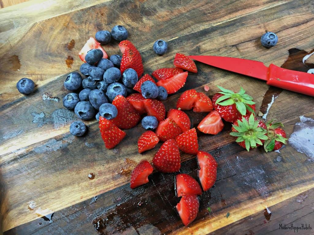 Berry Pupsicle Fruit