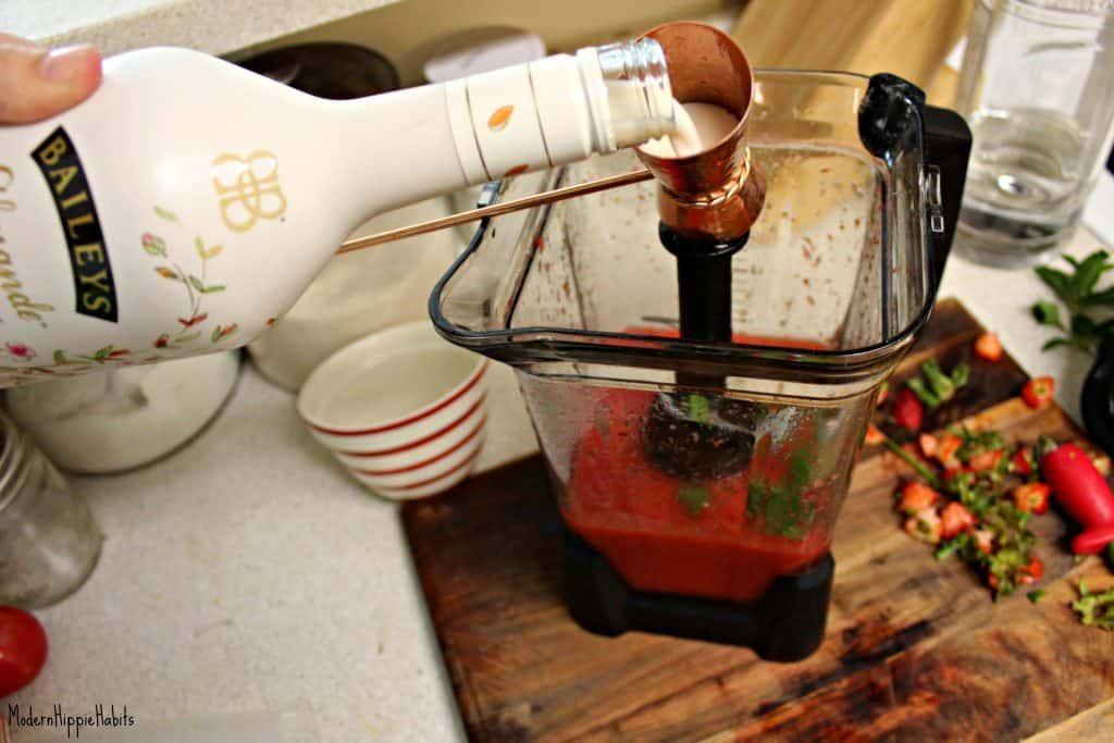 Baileys Almande Pour