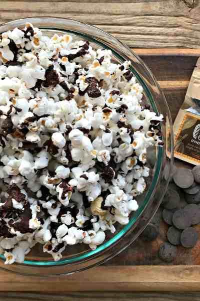 Pure Cacao Popcorn