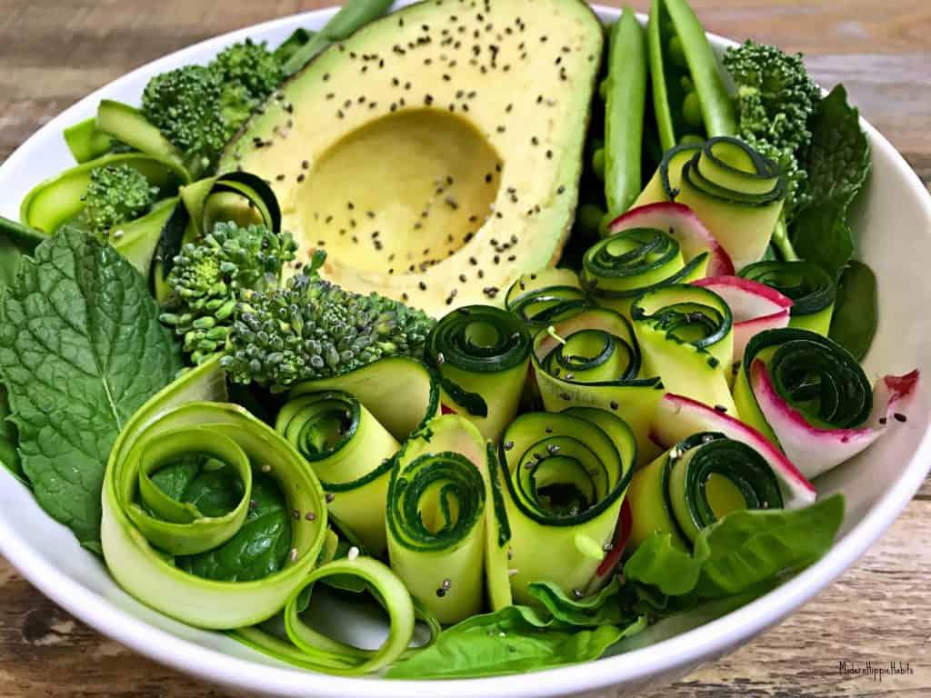 Shaved Spring Salad