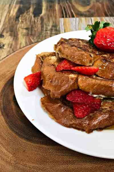 Bhakti Chai French Toast