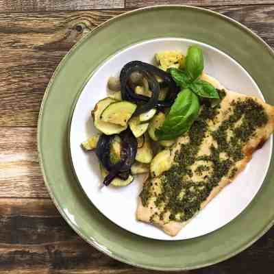 LoveTheWild – Sustainable Fish Dinners in a Flash #Sponsored