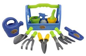 Garden Tool Box Play Set