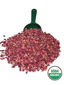 Organic Rose Buds and Petals