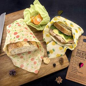Reusable Beeswax Wraps