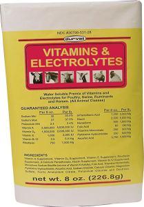 Vitamins and Electrolytes