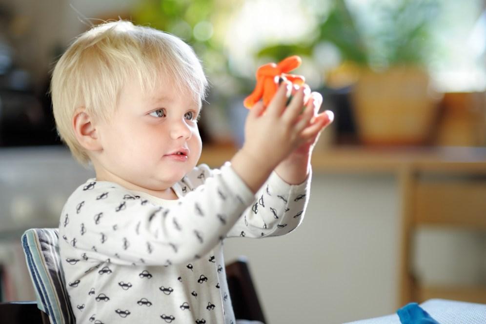 Tiring Toddler Out Through Play
