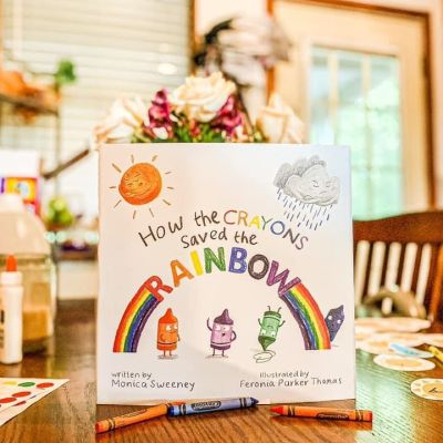 Rainbow Books for Preschoolers & Toddlers