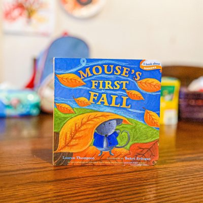 Autumn Books for Preschoolers