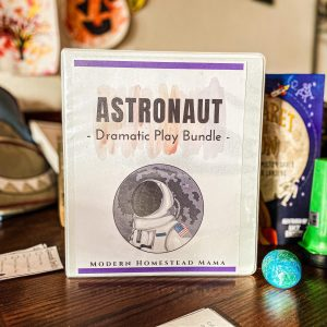 Astronaut Dramatic Play Bundle