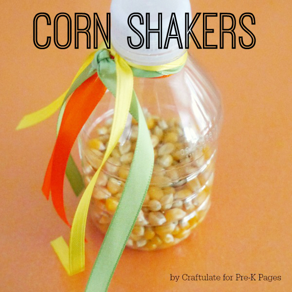 Autumn Corn Shakers
