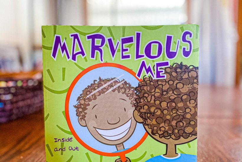 All About Me Books for Preschoolers