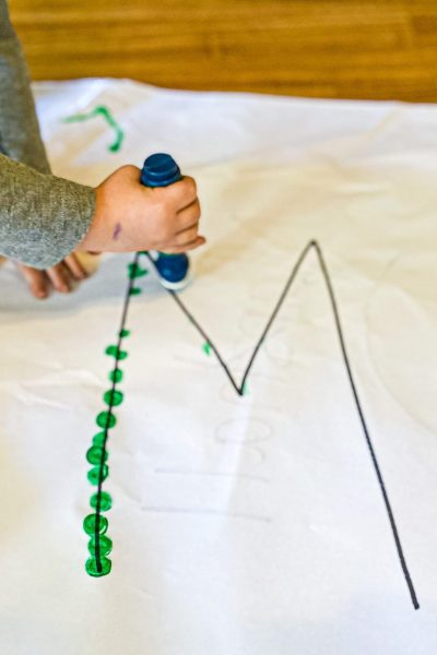 Name Dot Marker Trace for Preschoolers