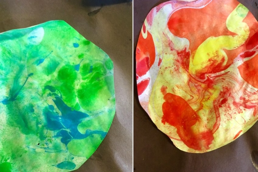 Marbled Planet Craft