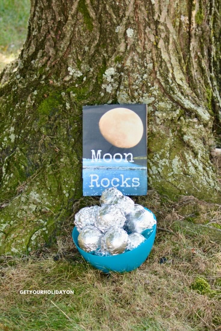 Moon Rock Hunt