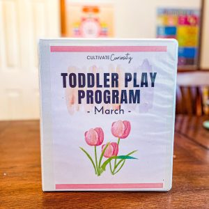 March Toddler Play Program