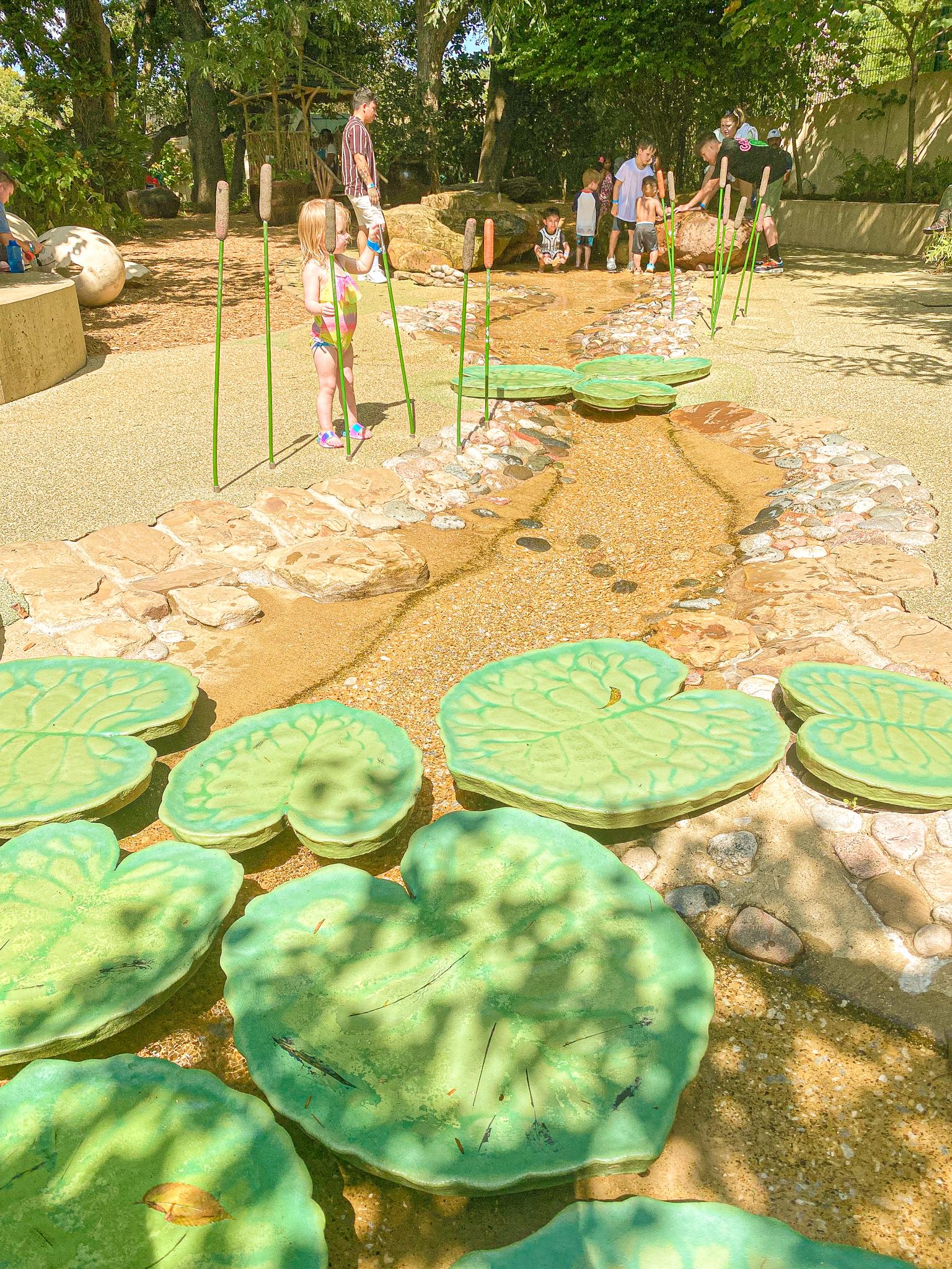 Dallas Arboretum First Adventure Garden Rory Meyers Children's Adventure Garden
