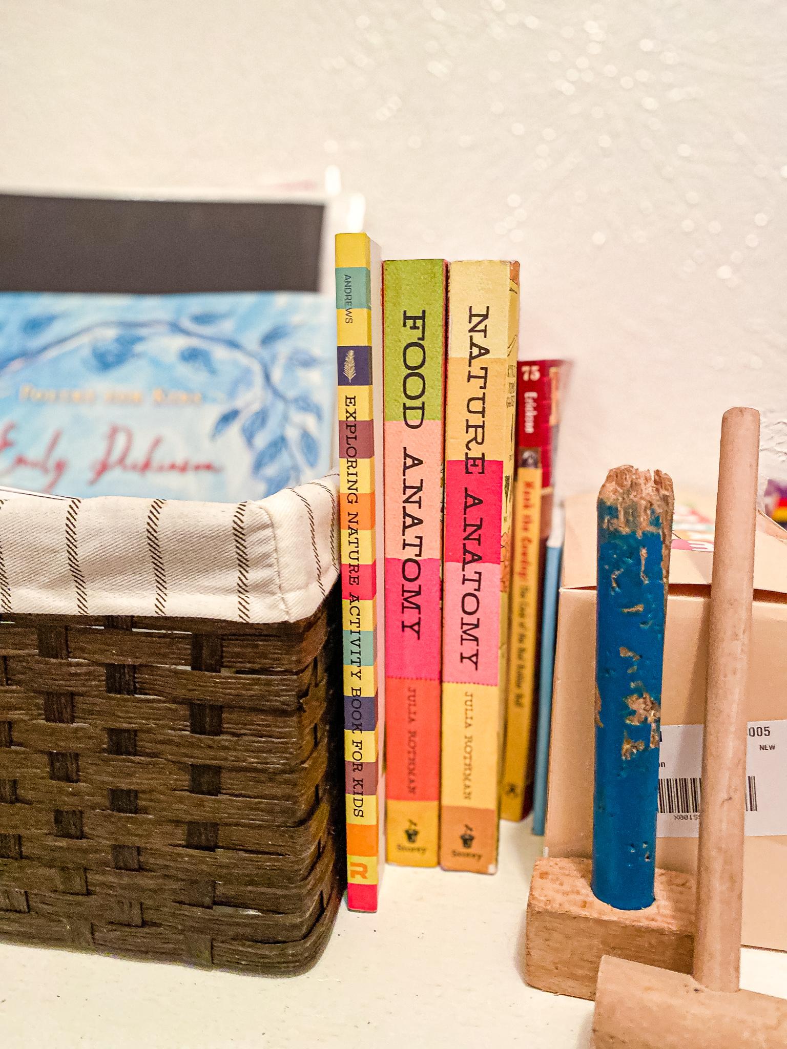 Homeschool Pre-K and Kindergarten Books