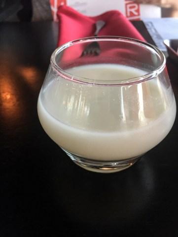 Sho Chiku Bai Silky Mild Nigori sake