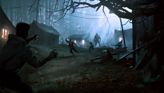 New Friday the 13th Game Sounds..Familiar?