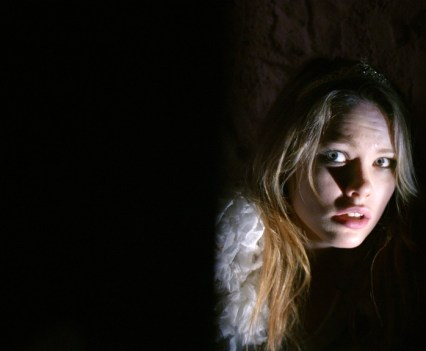 Official clip and still from Hellions at ModernHorrors.com