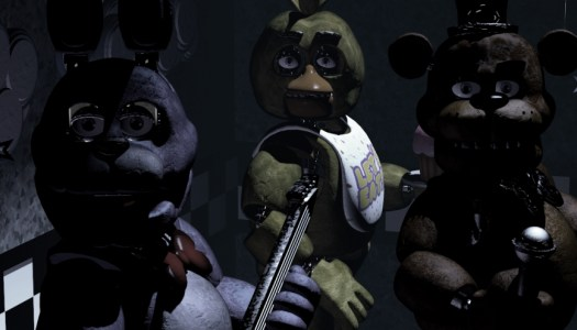 Five Nights At Freddy's Is Heading To The Big Screen